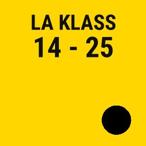 la klass 14 - 25