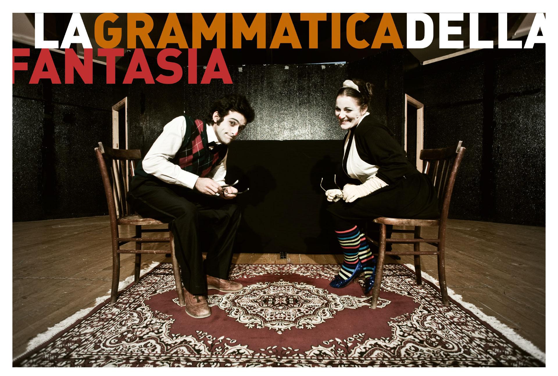 La grammatica della fantasia