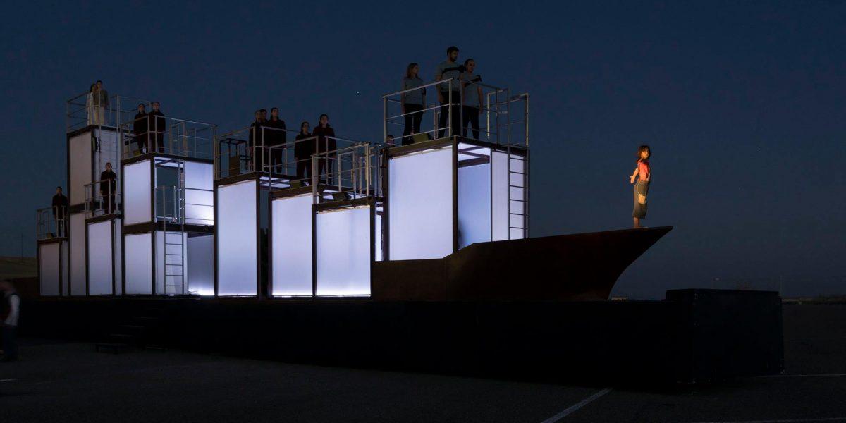 La Nave degli Incanti tournée Matera ph. Officine della Luce